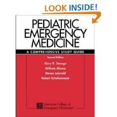 Pediatric Emergency Medicine : A Comprehensive Study Guide 1