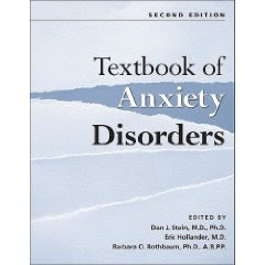 Textbook of Anxiety Disorders Anxiety+disorders