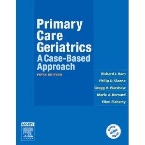 Primary Care Geriatrics: A Case-Based Approach GERIATRICS