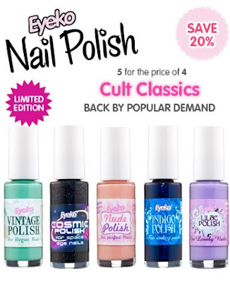 cultclassics Another Giveaway! Eyeko Graffiti Liners & Cult Classic Polis