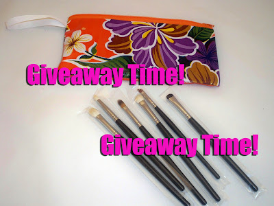 giveaway Confidential Brushes Review/Giveaway