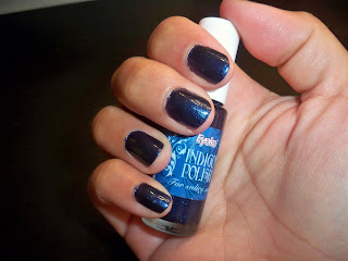 indigo+swatch Another Giveaway! Eyeko Graffiti Liners & Cult Classic Polis