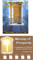 Prosperity Mondays