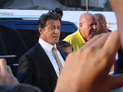 Slyvester Stallone at The Expendables Movie Premiere