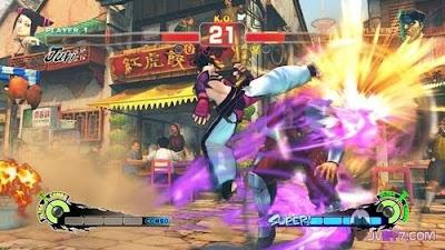 500x JRIvsVEG BTL 026USED Se anuncia Super Street Fighter IV!