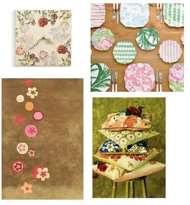 umbra, rosanna table top, megan park, uk, dorothy draper