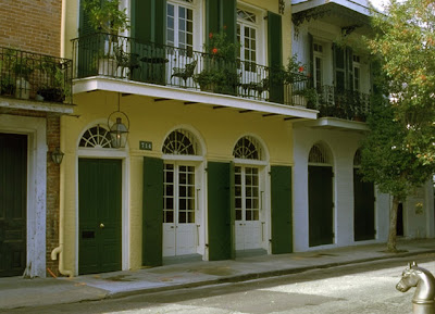 creole architecture