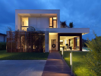 modern luxury homes designed by duilio damilano is a modern house to ...