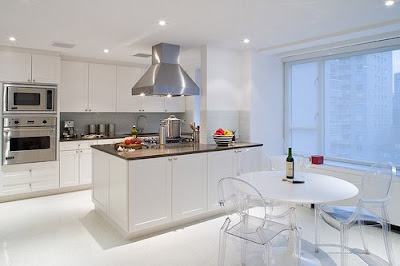 Manhattan House Kitchen, kithen, interior home design, interior