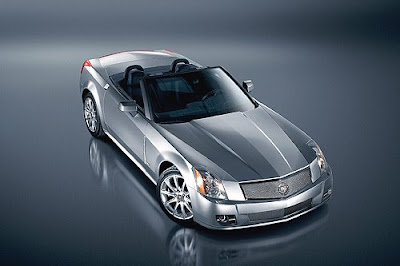 Cadillac refines sporty XLR-V, Cadillac, sport car, luxury car, car
