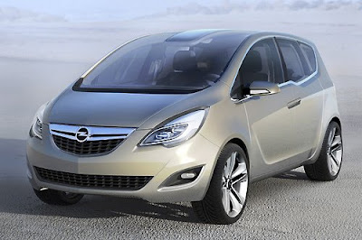 Opel Meriva Concept, Opel, sport car, luxury car, car