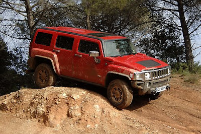 HUMMER extends range with H3 V8, HUMMER, sport car, luxury car, car