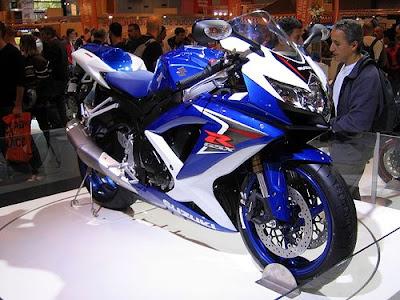 Suzuki GSX-R600, Suzuki, motorcycle, sportbike