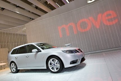 Saab 9-3 Station, Saab, sport car, car, luxury car