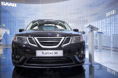 Saab TurboX, Saab, sport car, luxury car