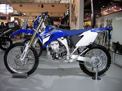 From the family of Yamaha dirt