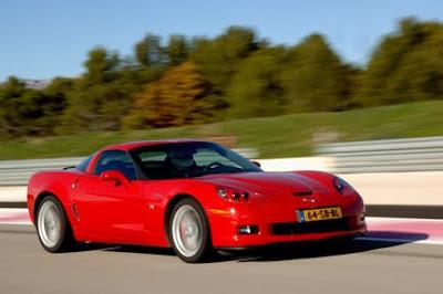 Corvette 2008, Corvette, sport car, luxury car, car