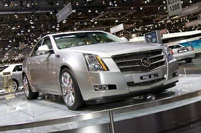 Cadillac CTS Sedan, Cadillac, sedan, sport car, car, luxury car