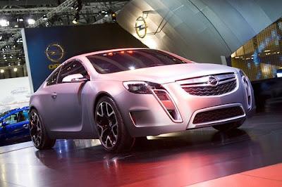Opel GTC Concept, Opel, luxury car, sport car, car