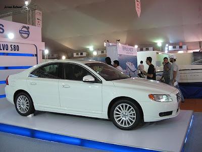 Volvo-S80, Volvo, sport car, luxury car, car