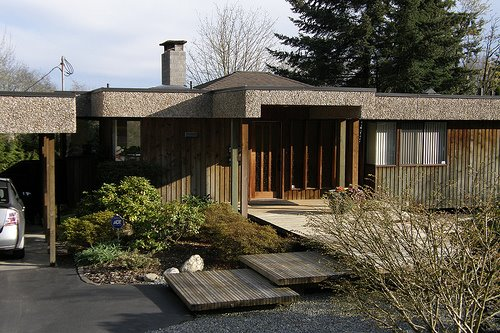 North Van house design
