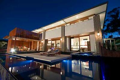 Mt Martha modern house, modern house design, interior design, exterior house design