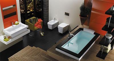 Modern Bathroom Idea from Jacuzzi, bathroom, interior design