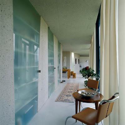 Seifert House, modern house design, exterior house design, interior design