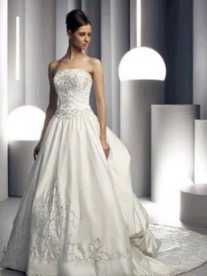 Wedding Dresses Style 8236, DaVinci Bridals wedding dresses