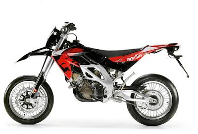 2006 Aprilia SXV 450