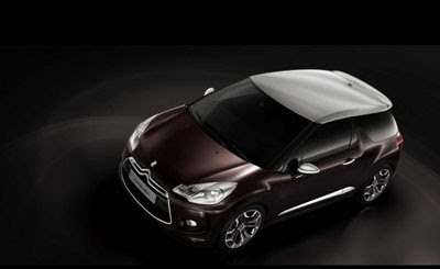 2009 Citroen DS Inside Concept