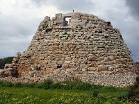Talaiot de Torrellonet Vell a Menorca
