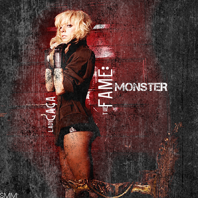lady gaga fame monster. Lady GaGa The Fame Monster