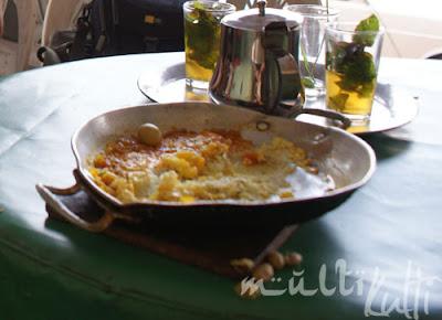 Maroko jajecznica
