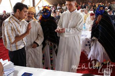 Berberowie ślub