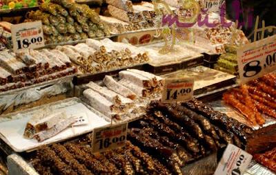 słodycze tureckie