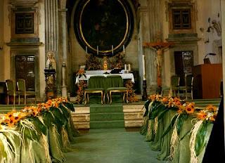 Girasoli Chiesa Per Matrimonio : Sweet sweet home girasoli