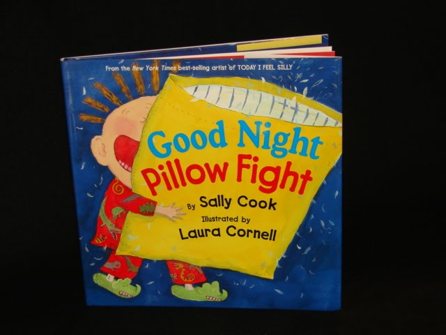 Good Night Pillow Fight Sally Cook