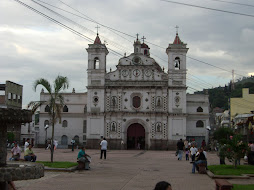 IGLESIA LOS DOLORES, TEGUCIGALPA