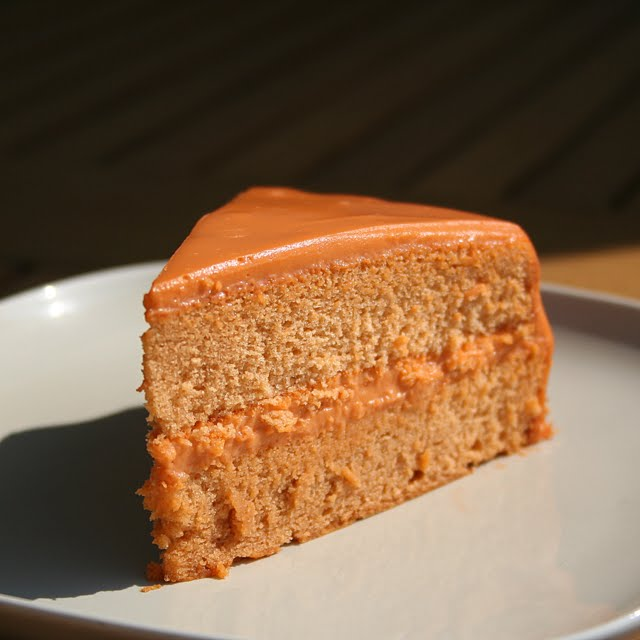 Thai Tea Crepe Cake Recipe