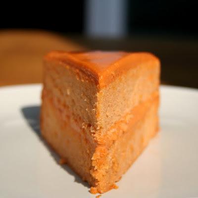 Thai Tea Cake 91