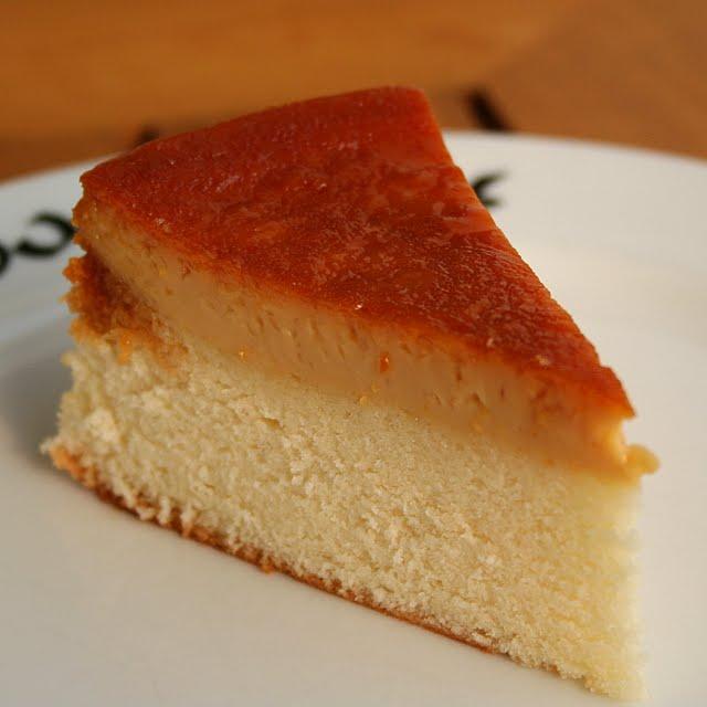 pepsakoy: Vanilla Custard Cake