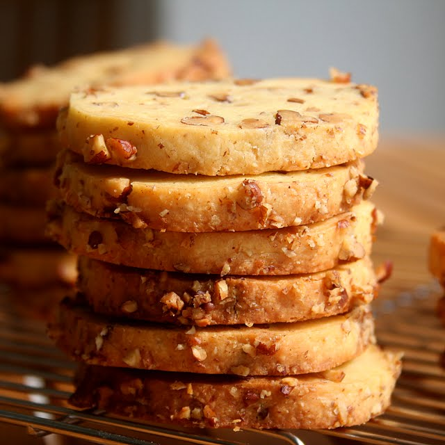 pepsakoy: Cream Cheese Pecan Cookies