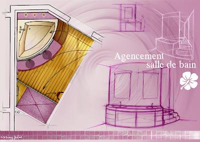 Architecte Int Rieur Divers Etudes Salle De Bain