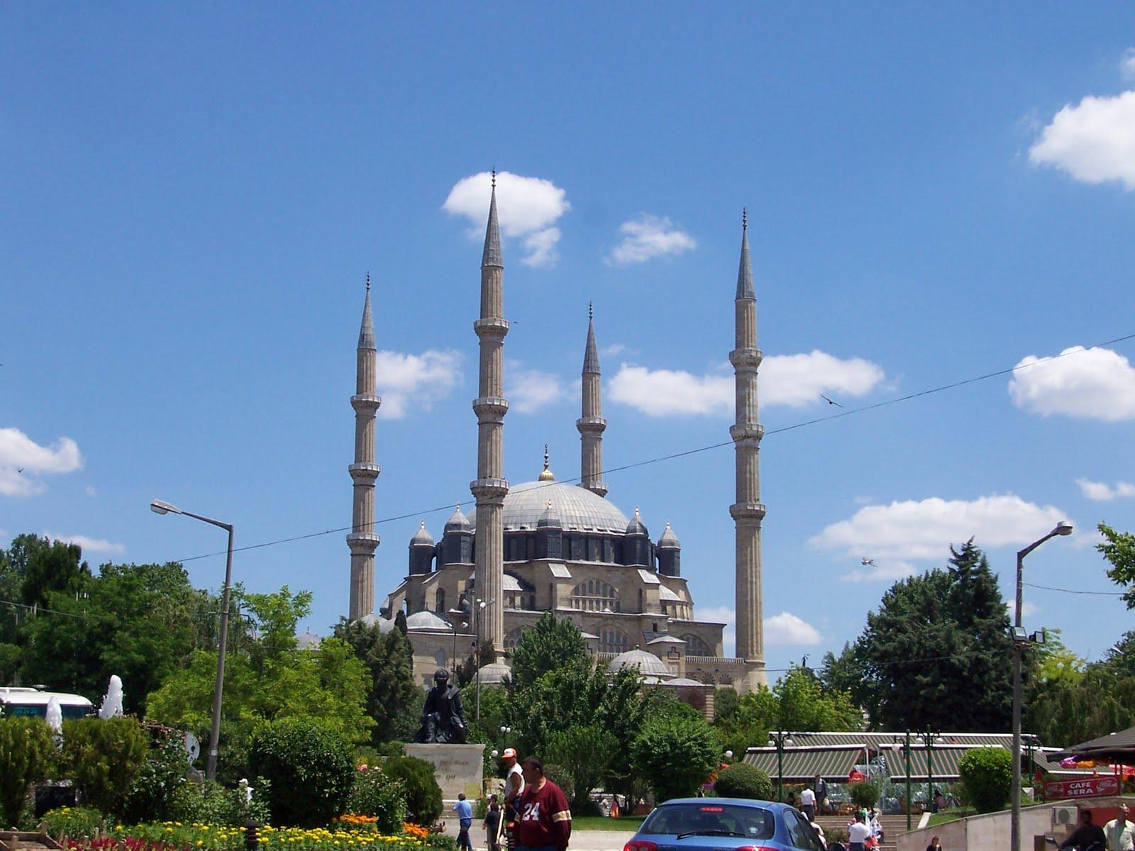 Adnan Tahirs Blog: Selimiye Mosque (Edirne)
