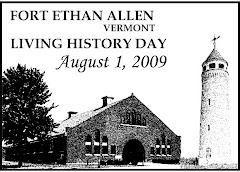 Fort Ethan Allen Living History Day
