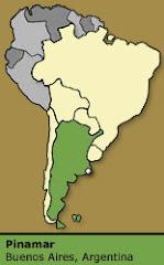 Ubicaciòn :  Sudamèrica