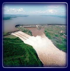 Central Hidroeléctrica de Itaipú - «piedra que suena»