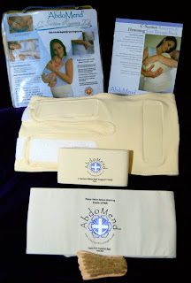 AbdoMend™ Deluxe C Section Recovery Kit