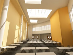 Hammersmith Academy dining Hall